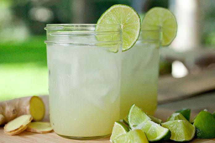 Nimbu Pani or Lime Juice