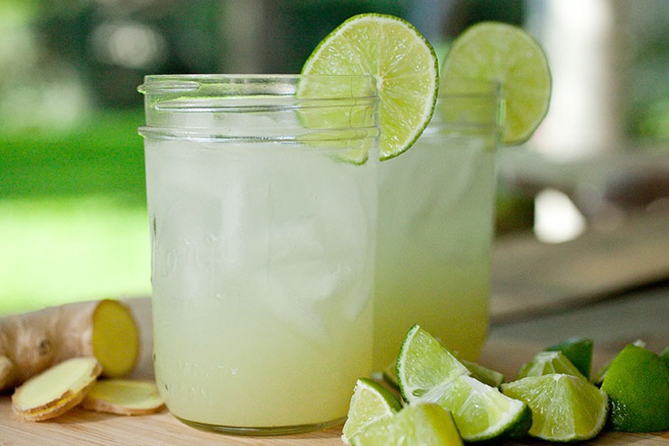 Nimbu Pani or Lime Juice