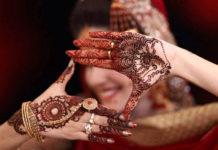 Bridal Kashmiri Mehndi Designs
