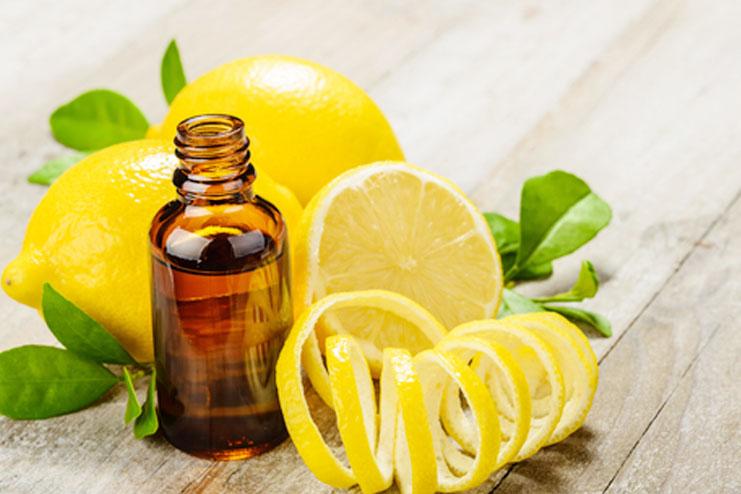 Make Lemon Oil