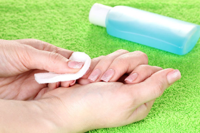 Acetone-Based Removers