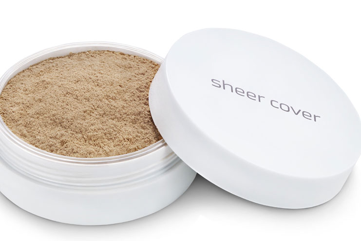Sheercover Mineral Make-up