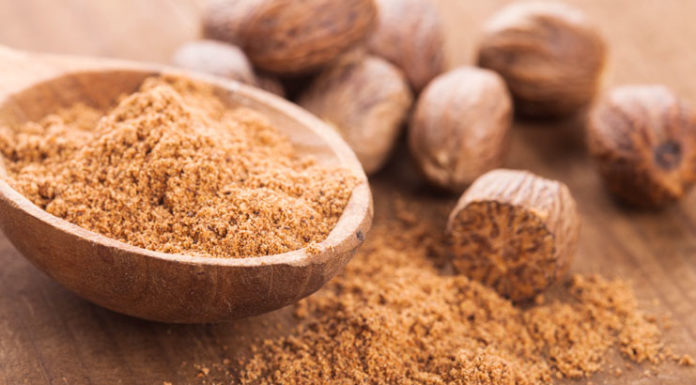 Skin Care With Nutmeg