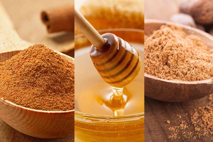Honey And Nutmeg For Acne