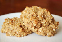 Oats and Cinnamon Biscuits