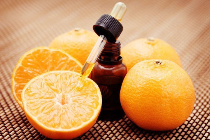 Orange Oil For Oily Skin