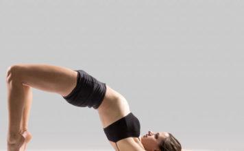 Setu Bandha Sarvangasana Yoga