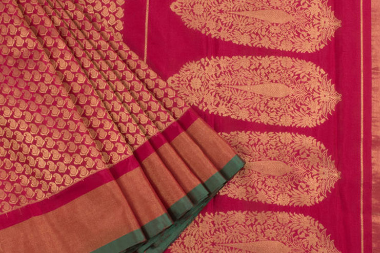 Varieties Of Kachipuram Silk Sarees