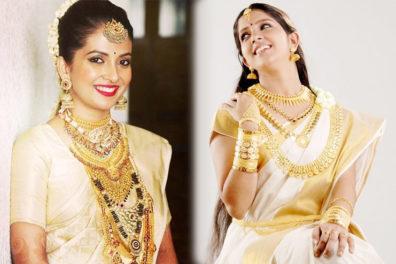 Exquisite Traditional Travancore Bridal Jewelry