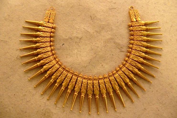 Malli Mukku Mala Bridal Jewelry