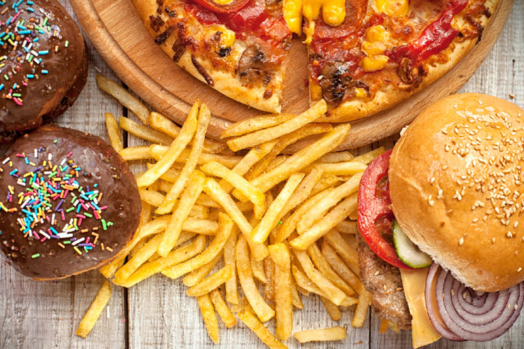 Ban On Junk Food