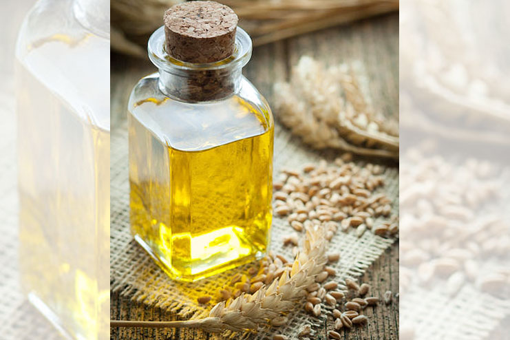 Massage With Wheat Germ Oil