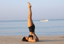 Sarvangasana Yoga To Increase Height