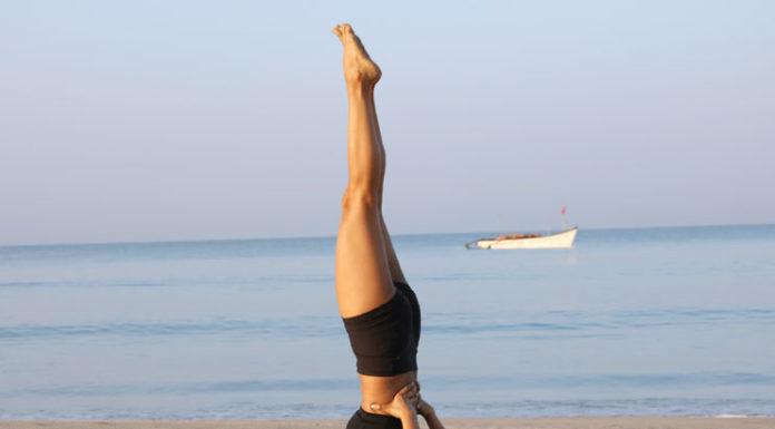 Sarvangasana Yoga To Increase Height