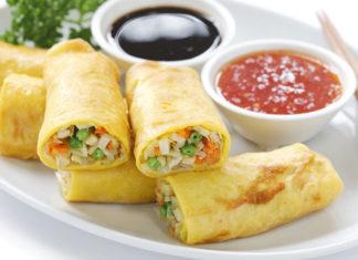 Vegetable Spring Roll Recipe