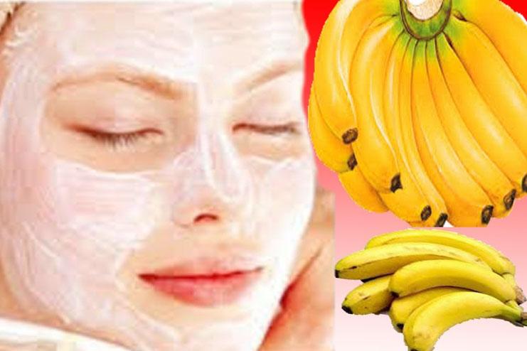 banana for skin