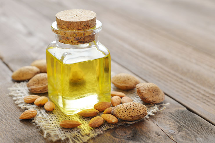 Almond Oil Help To Get Rid Of Dark Circles