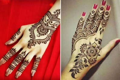 Mesmerizing Best Arabic Mehndi Designs