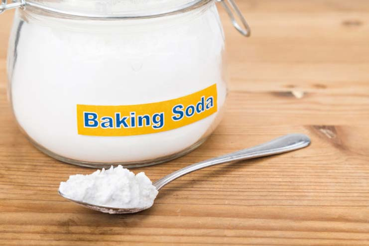 Baking Soda Only