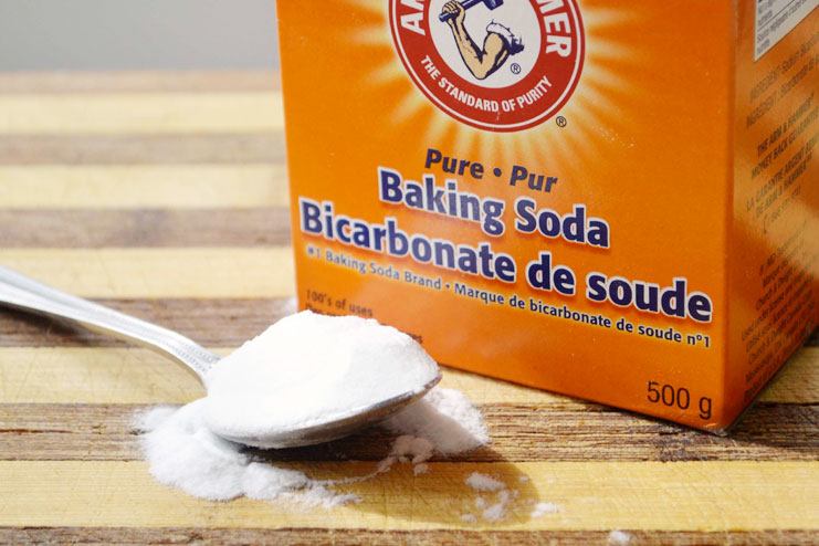 Baking Soda With Water