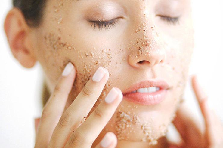 Exfoliates Your Skin