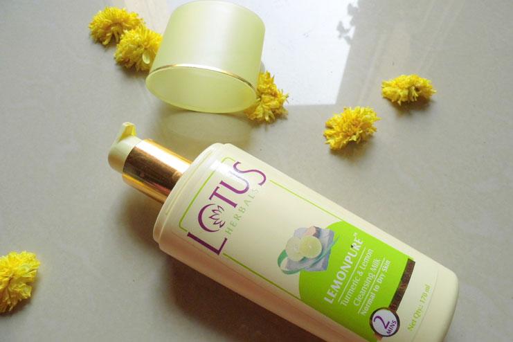 Lotus Herbals Lemonpure