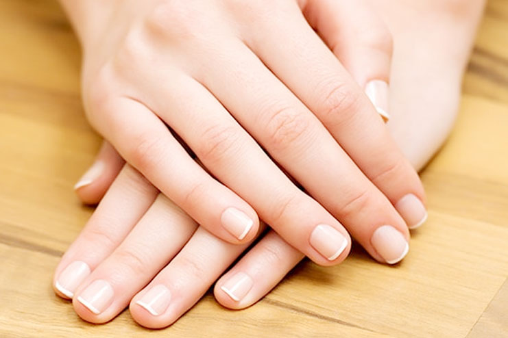 For Strong Healthy And Bright Nails