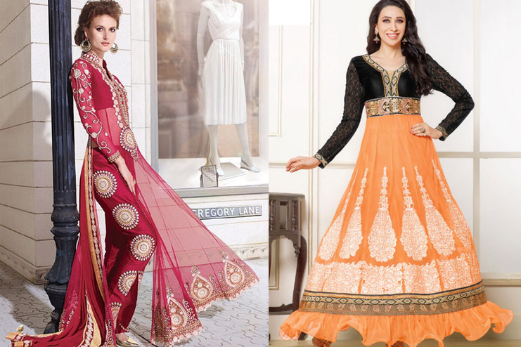 Designer Salwars