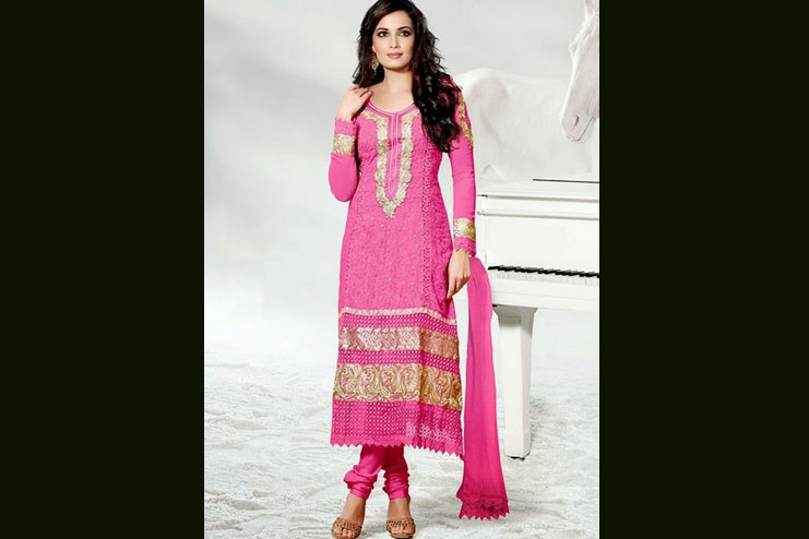 Churidar Casual Salwar Kameez