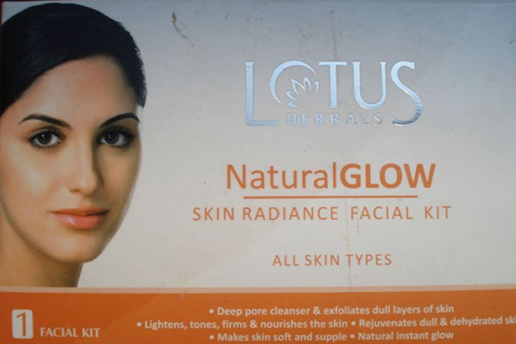 Lotus Herbals Natural Glow