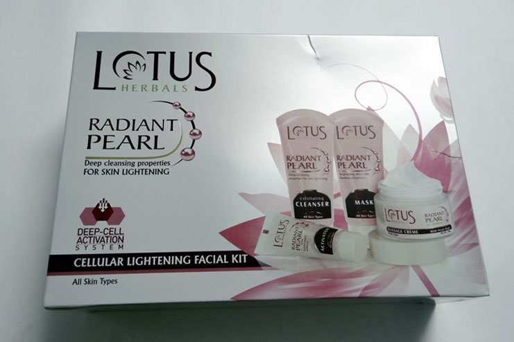 Lotus Radiant Pearl Cellular