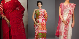 Creativity Galore Of Jamdani Saree