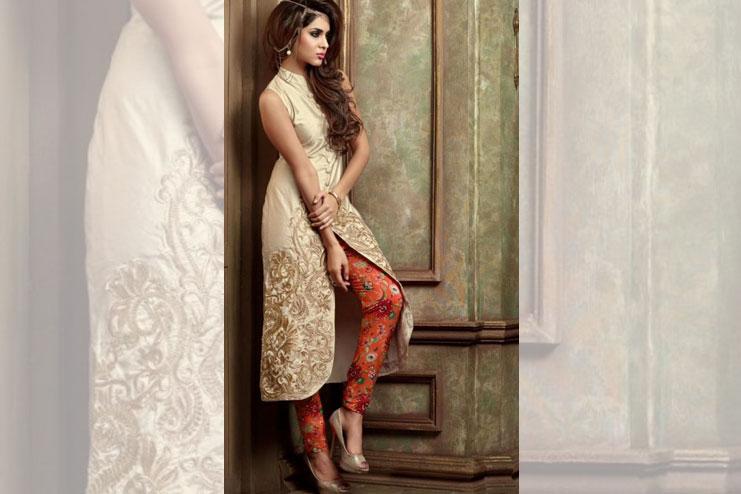 Designer Indo-Western Salwar Kurti