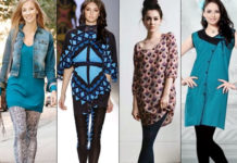 Tunic Tops To Style With Leggings