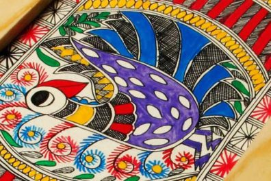 Madhubani Paintings - An Exquisite Creativity Of Artisans