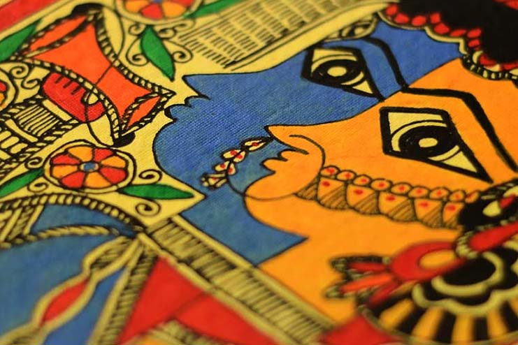 Themes Of Madhubani Paintings