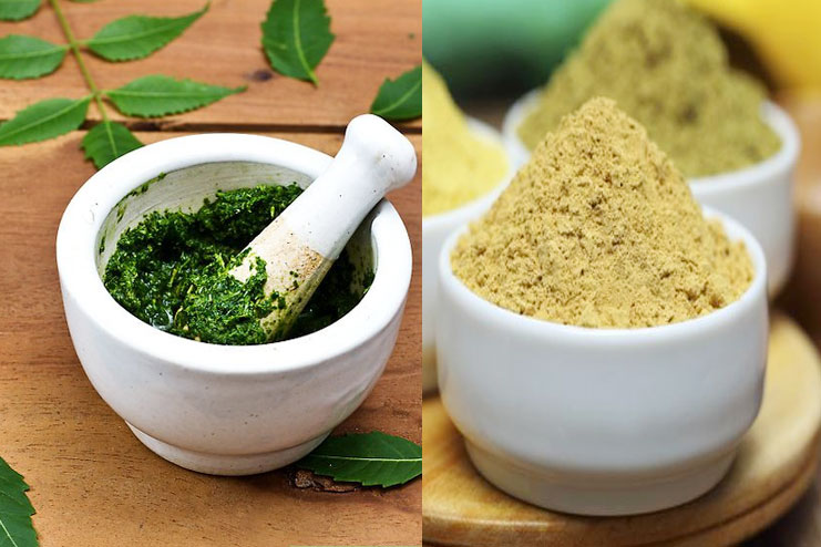Neem With Multani Mitti