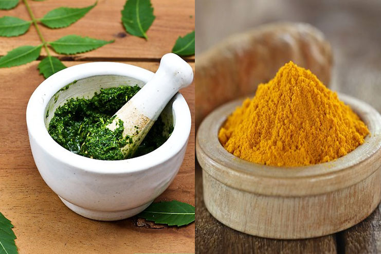 Neem With Turmeric