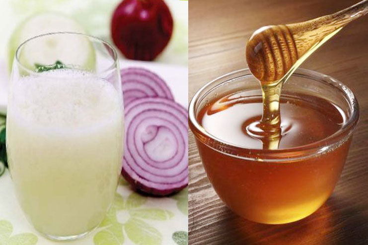 Onion Juice And Honey Hair Mask