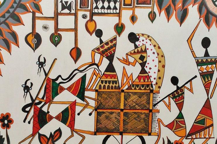 Warli Art History