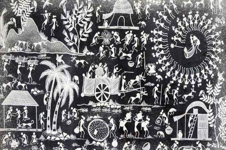 The Art Of Warli Painting