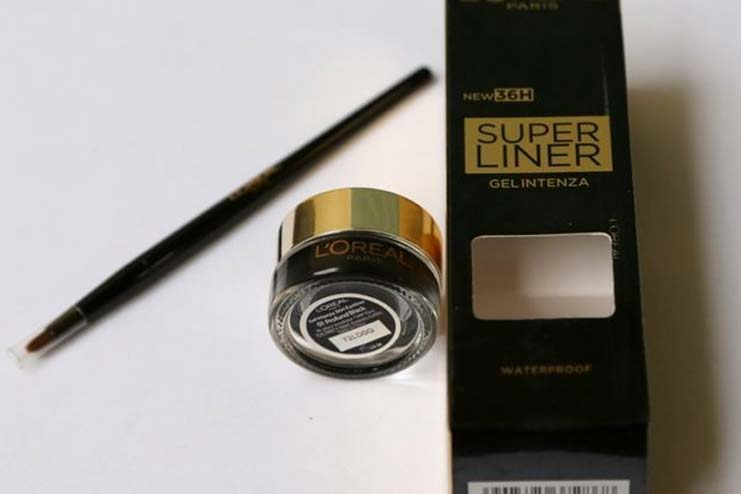 L'Oreal Paris Superliner Waterproof Gel Eyeliner