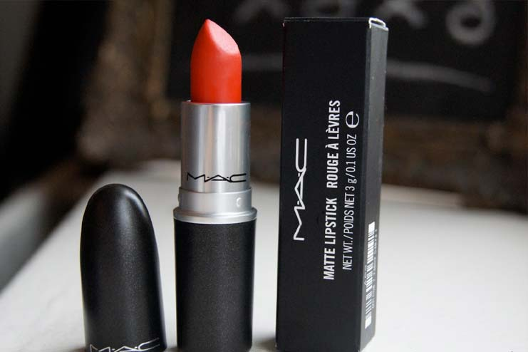 Mac So Chaud Lipstick