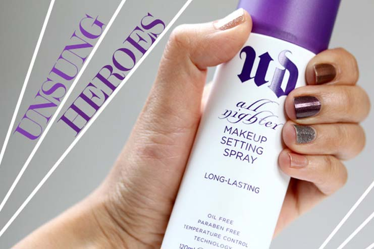 Urban Decay – All Nighter Long-Lasting Makeup Setting Spray