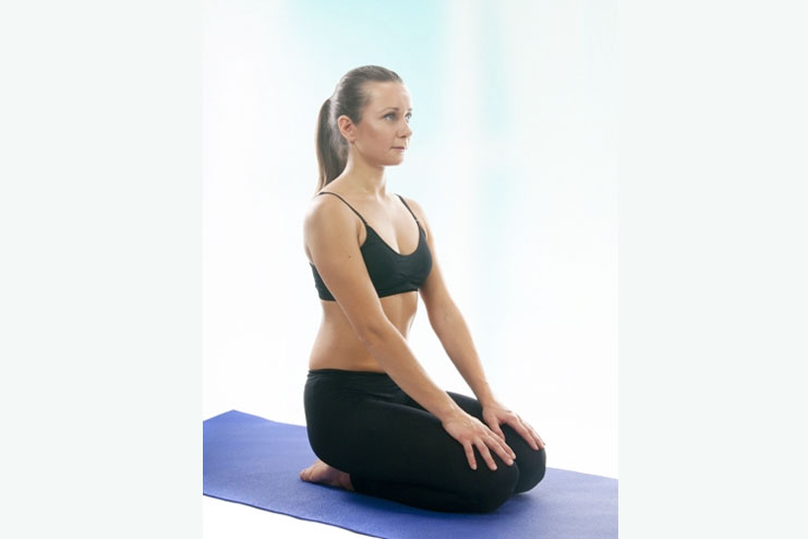 benefits of vajrasana