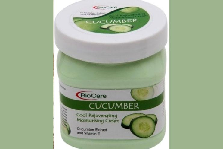 io Care Face Scrub Cucumber