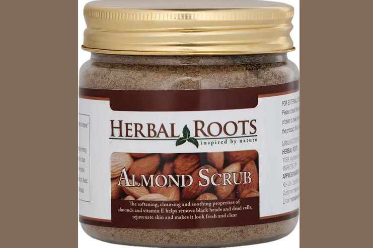 Herbal Roots Almond Face