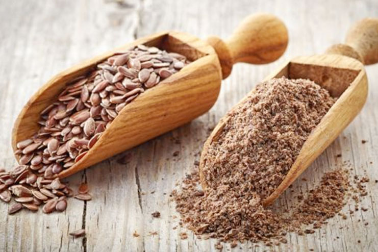 Flaxseeds Are High In Antioxidants