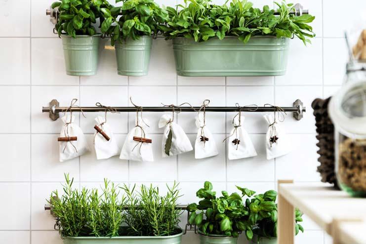 Ikea storage garden