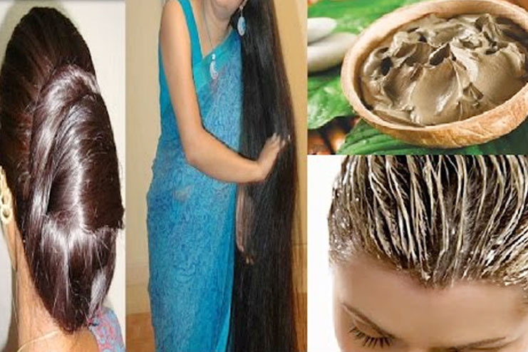 How to use multani mitti for hair